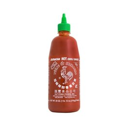 Sriracha HOT Chili Sauce 740ml Huy Fong Foods