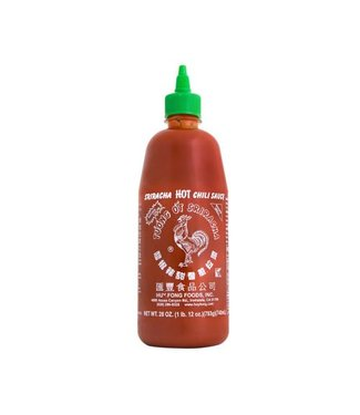 Huy Fong Foods -  Sriracha HOT Chili Sauce 714ml