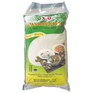 X.O XO Pandan rice 10 kg