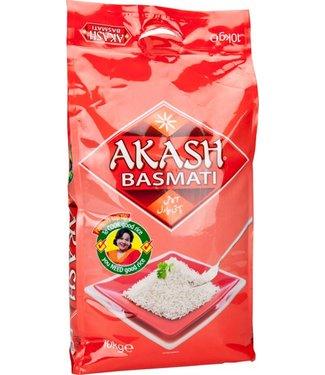 Akash Basmati rijst 10 kg
