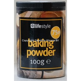 Lifestyle Lifestyle baking powder 100 g