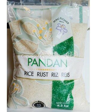 Mali Flower Brand Pandan rice 4.5KG