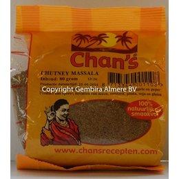 Chan's / Chans Masala kerrie 80 g