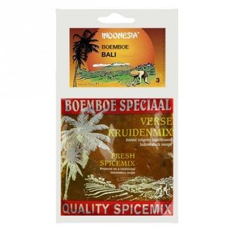 Indonesia Boemboe Bali nr. 3 | 100 gram