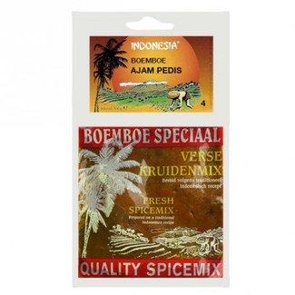 Indonesia Boemboe Ajam Pedis nr. 4 | 100 gram