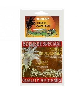 Indonesia Boemboe Ajam Pedis nr. 4   100 gram