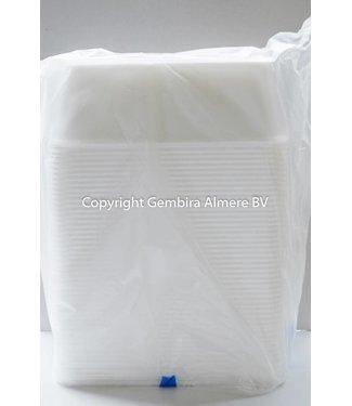 Plastic Bakken 650ml 500st