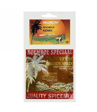 Indonesia Boemboe Kerry Nr. 12 | 100 gram