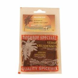 Indonesia Boemboe Babi Ketjap No. 15 | 100 gram