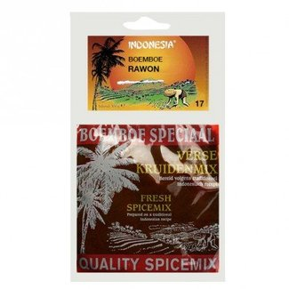Indonesia Boemboe rawon No. 17 | 100 gram