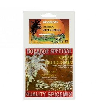Indonesia Boemboe Nasi Kuning Nr. 22 | 100 gram