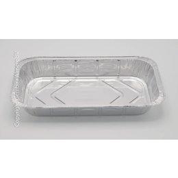 Rectangular aluminum container S