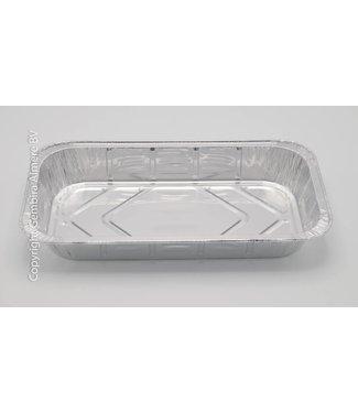 Aluminium Bakje rechthoekig S
