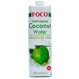 Foco Kokoswater 1000ml