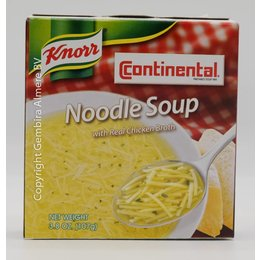 Knorr Knorr Continental noodle soup