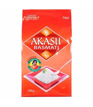 Akash Akash Basmati Rijst 20 kg