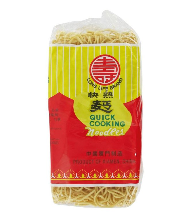 Long Life Brand Quick-Cooking Noodles 500g