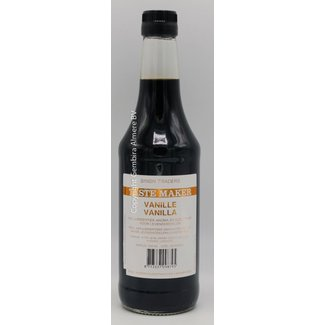 Vanille essence zwart 500 ml Singh Taste Makers