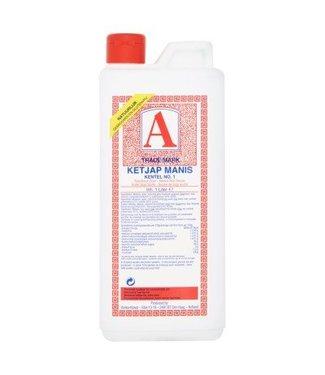 A Trade Mark Ketjap manis A - 1 liter