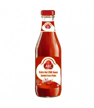 ABC Extra hot Chilli sauce 335 ml