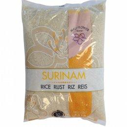 Mali Flower Brand Surinaamse rijst 4.5KG