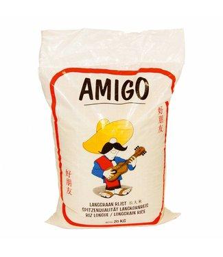 Amigo Langgraan rijst 20 kg