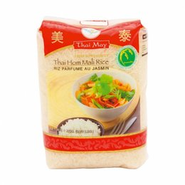 Thai May Thai May Thai Hom Mali Rice 1kg
