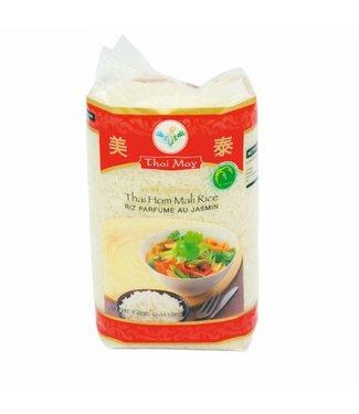 Thai May Thai May Thai Hom Mali Rijst 2kg