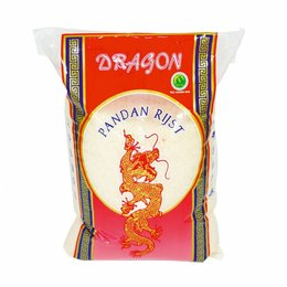 Dragon Pandan rice 10 kg