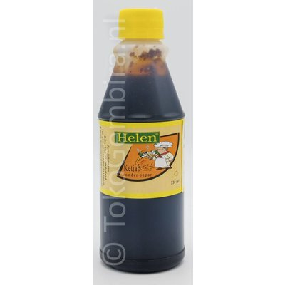 Helen Soy Sauce without pepper 330ml