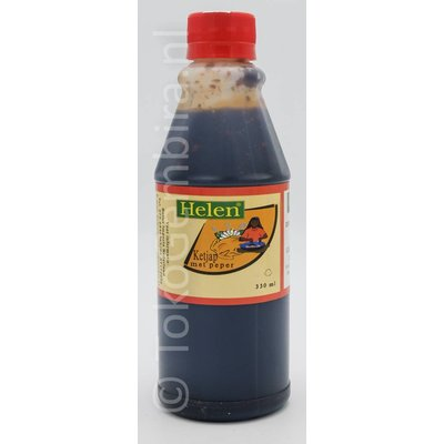 Helen Soy Sauce with pepper 330ml