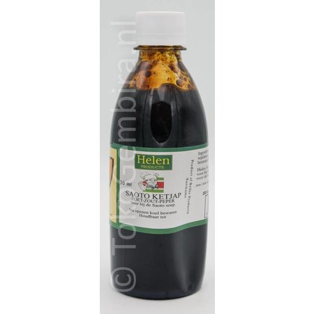 Helen Saoto Herbs with pepper 330ml
