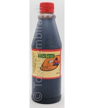 Helen Helen Sweet soy sauce with pepper 500ml