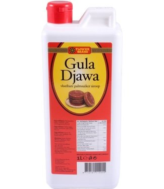 Flower Brand Flower brand gula djawa liquid palm sugar syrup 1L