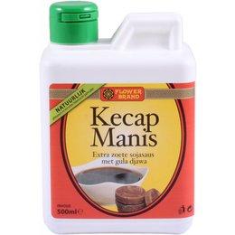 Flower Brand Kecap Manis Gula Djawa 500ml