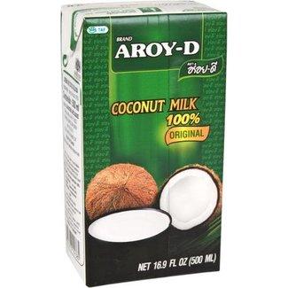 Aroy-D Coconut Milk UHT 500ml