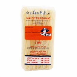 farmer brand Rice Stick 3 mm Farmer brand 400 g