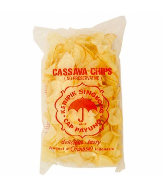 Cassava Chips Natural