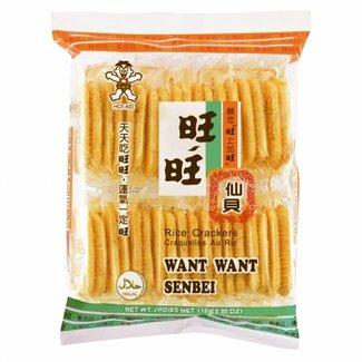 Rice Crackers Want Want Senbei 112gr