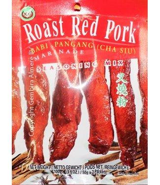 X.O Geroosterde rode varkensvlees