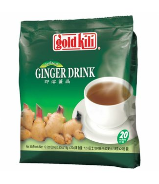 Gold Kili Ginger Drink with honey / Tea 20st