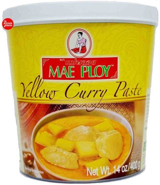 Mae ploy Mae ploy yellow curry paste 400 g