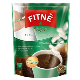 Fitne Coffee White Bean
