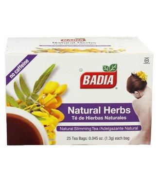 Badia Badia Natural Herbs 20 Tea Bags