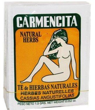 Carmencita Tea 10 stuks