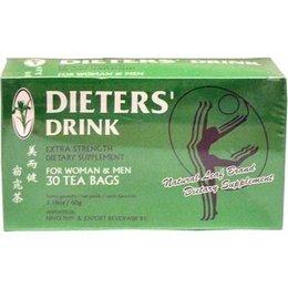 Dieters 30 Tea Bags