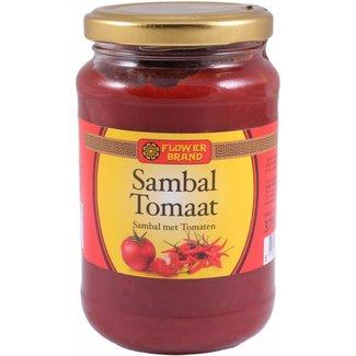 Flower Brand Flower brand sambal tomaat 375 g