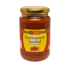 Flower Brand Surinaamse Sambal 375g