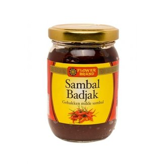 Flower Brand Sambal Badjak 200g