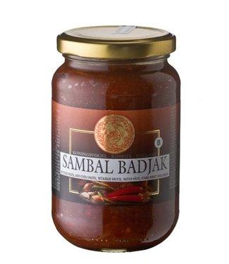 Koningsvogel Sambal Badjak 750g